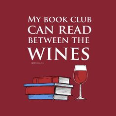.yep and then you will have to read it again without the wine effect....