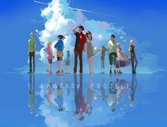 """Amamiya Hibiya"" ""Enomoto Takane"" ""Kano Shuuya"" ""Kido Tsubomi"" ""Kisaragi Momo"" ""Kisaragi Shintarou"" ""Kokonose Haruka"" ""Kozakura Mary"" ""Seto Kousuke"" ""Tateyama Ayano"" Anime Songs, Anime Films, Momo Kisaragi, Ayano Tateyama, 1920x1200 Wallpaper, Otaku, Kagerou Project, Drawing Skills, Actors"