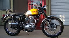 1968 BSA 441 Victor Special | Mecum Auctions