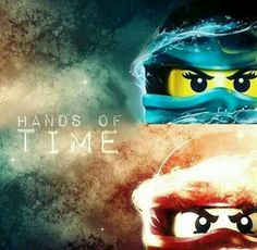 Hands Of time by ninjago information in facebook