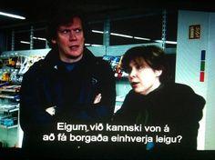 Eigum við kannski von á að fá borgaða einhverja leigu?