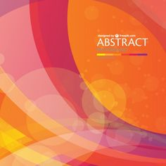 Bright colors abstract background Free Vector