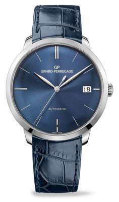 Girard-Perregaux 1966 White Gold 49527-53-432-BB4A