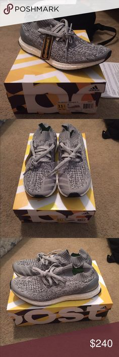 Adidas Ultra Boosts Uncaged Adiadas ultra boost uncaged. Dead stock, never worn size 11.5 Adidas Shoes Athletic Shoes