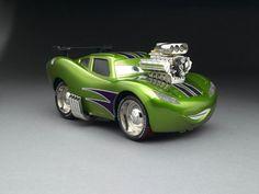 Disney Pixar Cars 2 Hot Rod