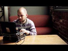 Handmade Portraits: USB Typewriter