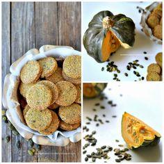 PANEDOLCEALCIOCCOLATO: Biscotti glutenfree al mais con semi di zucca