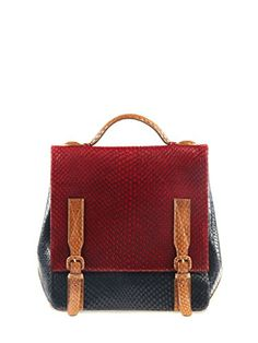 Cashhimi Unisex Georgia Leather Backpack * You can get additional details at the image link.