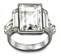 Swarovski Prime Ring