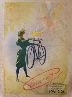 Societe des Velocipedes Clement 1896