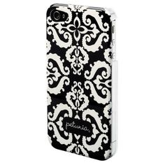 Petunia Pickle Bottom Adorn iPhone 4 Case Frolicking in Fez PPBADAC00180