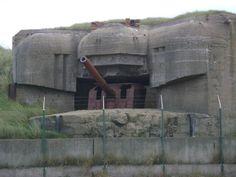 Atlantic Wall Museum - Oostende, Belgium