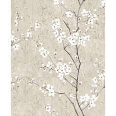Shop Graham & Brown Graham & Brown Kyoto Sakura Pale Gold Wallpaper at Lowe's Canada. Find our selection of wallpaper at the lowest price guaranteed with price match. Gold Wallpaper, Paper Wallpaper, Wallpaper Samples, Textured Wallpaper, Wallpaper Roll, Asian Wallpaper, Tapete Gold, Cherry Blossom Wallpaper, Motifs Roses