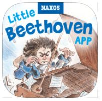 Little Beethoven App - A fun and friendly introduction to Beethoven, full of music, for young children.