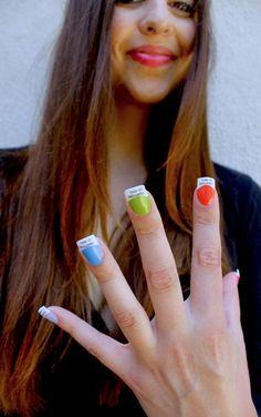 pantone nail shades!    See more at http://www.nailsss.com