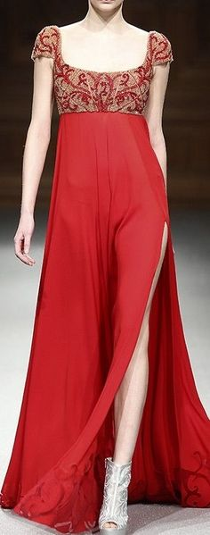 Tony Ward Couture Spring 2015