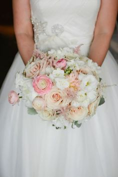 bouquet - Click image to find more Weddings Pinterest pins