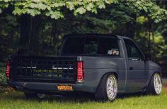 Small Trucks, Mini Trucks, Cool Trucks, Drift Truck, Nissan Hardbody, Lowrider Trucks, Nissan Trucks, Lowered Trucks, Shop Truck