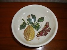 "PORTMEIRION BOTANIC GARDEN 5 1/2"" CERAMIC BOWL ~ CITRUS"