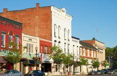 Downtown Revitalization: USDA Rural Information Center