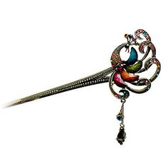 Gorgeous Alloy With Rhinestones Hairpin / Headpiece – USD $ 9.99
