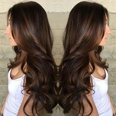 60 chocolate brown hair color ideas for bru tes brown