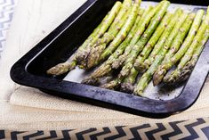 Oven Roasted Asparagus | Tiny New York Kitchen