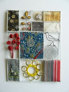 Liz Cooksey - Textile Artist - selected works 1 | Liz Cooksey - Textile Artist