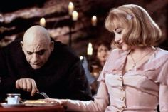 Addams Family Values - Joan Cusack and Christopher Lloyd in Addams Family Value (1993)