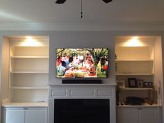 """WE'RE EASY TO FIND! TELL A FRIEND ABOUT US! Charlotte Home Theater installation and TV wall mounting pictures by INFINITE DESIGNS HOME THEATER PROS , LLC  (704) 905-2965  WEBSITES... http://hometheatercharlotte.com http://tvmountcharlotte.com,  FACEBOOK...http://Facebook.com/infinitedesigns, PINTEREST...http://Pinterest.com/clthometheater, INSTAGRAM...http://instagram.com/charlottehometheater We take our customer reviews seriously. Please go to GOOGLE MAPS and leave a review for """"CHARLOTTE…"""