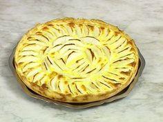Tarta de manzanas - el gourmet, Hna. Bernarda