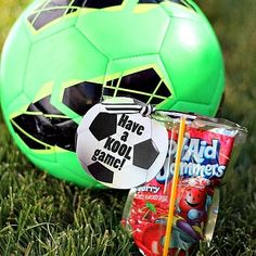 Have a Kool Game: Free Soccer Printable Tags