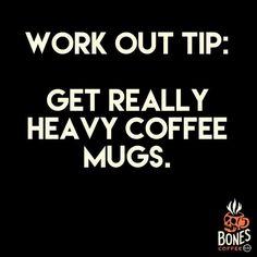 Great idea! ☕