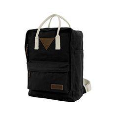 Endlich ein nachhaltiger Rucksack für Männer und Frauen, der in Punkto Style und Design keine Abstriche macht. Mit Laptopfach & herausnehmbaren Sitzkisten.