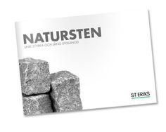 S:t Eriks broschyrer och handböcker suveränt redskap till inspiration och kunskap. #natursten