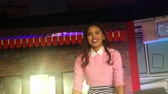 Perky Maine Mendoza at her Bench Scents Launch