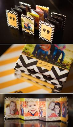 lovely designs for accordion albums