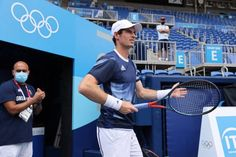 Andy Murray, Rackets, Tennis Racket, Olympics, Sports, Hs Sports, Sport