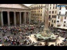 Live Webcam Rome Pantheon - Time Lapse