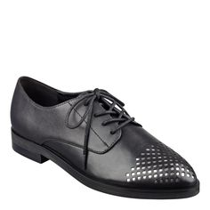 Keaton Lace-Up Oxfords