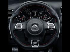 Volkswagen Interior Car Steering Wheel Wallpaper For Android Wallpaper