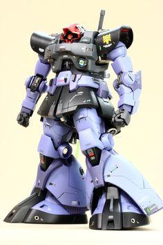 MG MS-09 ドム製作記 Completion