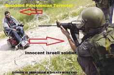 : The real face of Zionist Jews! Israel is a TERRORIST State ...  The Palestinians Rthe Victims ... get the real facts ... kd