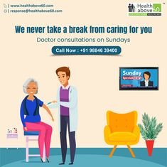 We never take a break. Avail the on Sundays also. For us, its just another day to care. Call us on 98846 39400 for more details. Home Doctor, Doctor On Call, Take A Break, Chennai, Health Care, Health