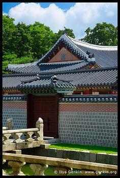 Inside Gyeongbokgung Palace in Seoul, South Korea | by ILYA GENKIN / GENKIN.ORG