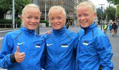"""Ieri, alla maratona di Amburgo, l'estone Leila Luik ha bloccato il cronometro a2h42'11"""" e si è guadagnatal'Olimpiade 2016. Il minino olimpico è di 2h45′. Fin qui tutto bene, se non fosse che, insieme a lei in Brasile, ci saranno anche le sue due sorelle gemelleLiina […]"""