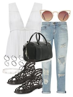 """Untitled #316"" by allysa-bojador ❤ liked on Polyvore"
