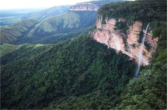 Parque Nacional Chapada dos Guimarães, Mato Grosso