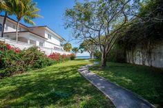 Who needs a home with water views when you have this sweet spot at the end of Crystal Court in Coconut Grove. http://therealestatecoconut.com #coconutgroveliving