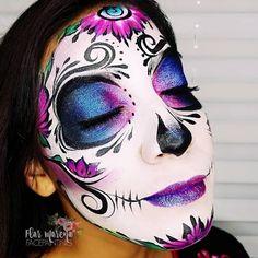 52ea400fd55f 21 Best Half Skull Face images